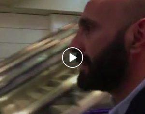 YouTube, Monchi è atterrato a Roma: il nuovo ds subito a Trigoria (VIDEO)