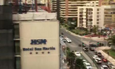 YOUTUBE Terremoto in Cile, appartamento all'ultimo piano di un palazzo balla paurosamente