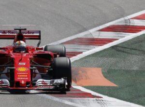 Gp Russia, Ferrari in prima fila con Vettel e Raikkonen