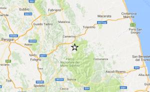 Terremoto Macerata, nuova scossa di magnitudo 3 tra Fiastra e Visso