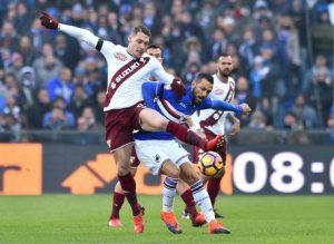 Torino-Sampdoria streaming - diretta tv, dove vederla. Serie A