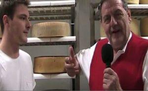 Vissani consiglia stracchino San Michele: morbido e cremoso da far emozionare!