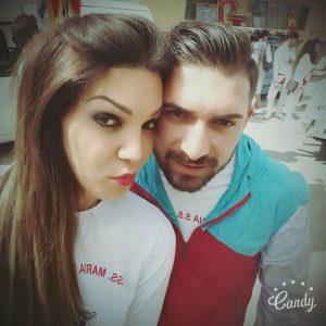 Alessia Cinquegrana, poche ore dopo le nozze scritte contro i trans sul municipio di Aversa