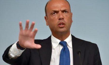 """Ong e trafficanti, Alfano: """"Do 100% ragione a procuratore Catania"""""""