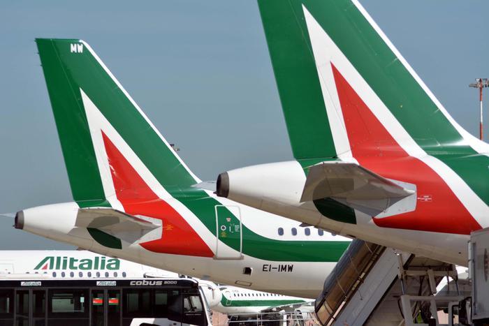 Lufthansa smentisce di essere interessata ad Alitalia