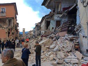 """Terremoto Amatrice, Giovanna Gagliardi, poliziotta, perse la famiglia. La targa: """"Sei la migliore"""""""