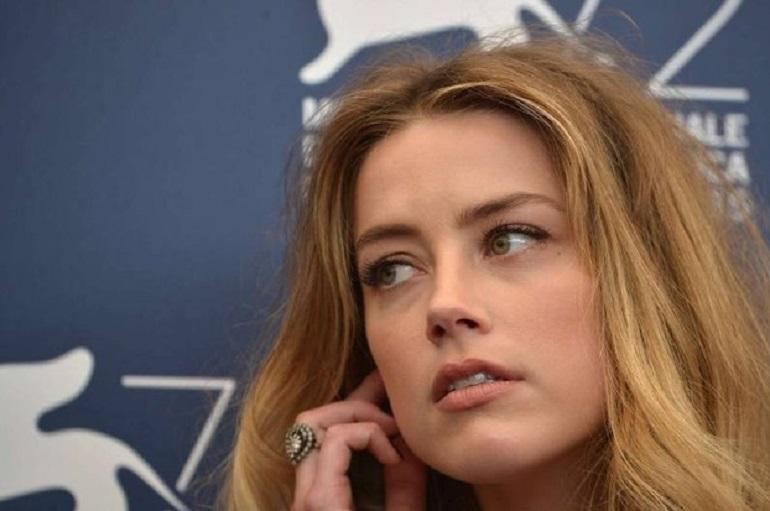 Amber Heard e Elon Musk (foto Instagram)
