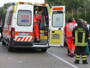 Torino, moto investe pedoni: tre morti