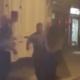 Rissa fuori strip-club: pugno in faccia frattura zigomo a ballerina