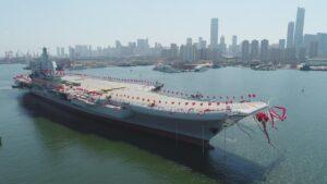 Cina vara la Type 001A, la seconda portaerei del suo arsenale