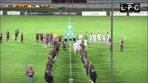 Arezzo-Prato Sportube: streaming diretta live, ecco come vedere la partita