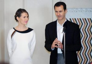 "Siria, deputati Gran Bretagna: ""Togliamo cittadinanza ad Asma Assad"""