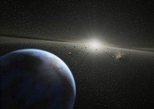 Asteroide record oggi sfiorerà la Terra: visibile dall'Italia dopo il tramonto
