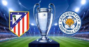Atletico Madrid-Leicester streaming, dove vederla in diretta