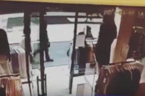 YOUTUBE Stoccolma: attentato ripreso da dentro un negozio: tutti corrono terrorizzati