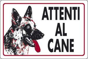 """Cartello """"attenti al cane"""" non assolve il proprietario se ti morde. Cassazione"""
