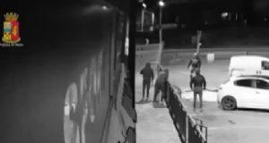"""YOUTUBE Torino: furti nei negozi, presa la banda della """"Giulietta veloce"""""""