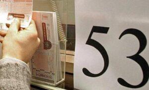 Bancario sottrae 400 euro per giocare al lotto