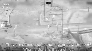 Bambini usati come scudi umani a Mosul