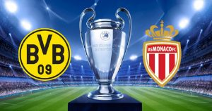 Borussia Dortmund-As Monaco streaming, dove vederla in diretta