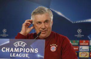 """Bayern eliminato per errori arbitro, Ancelotti: """"Ci vuole la moviola in campo"""""""