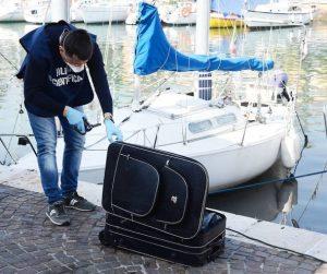 Rimini, cadavere di donna in una valigia: è una 27enne dell'Est