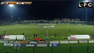 Carrarese-Pontedera Sportube: streaming diretta live, ecco come vedere la partita
