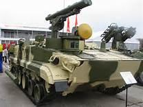 Un carro armato russo
