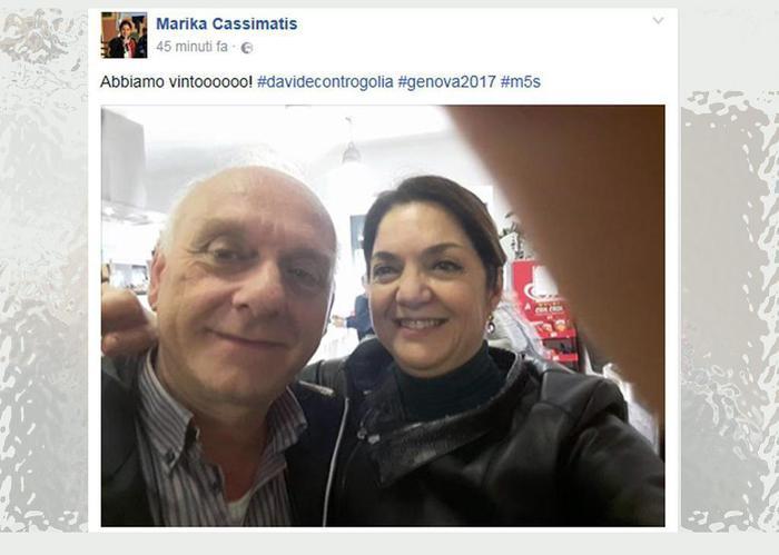 M5s, Cassimatis: sentenza mi ha dato ragione, sarebbe utile incontrare Grillo