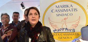 """Elezioni Genova: Marika Cassimatis, esclusa da Grillo, corre da sola, """"la lotta continua"""""""