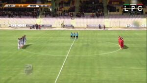 Catanzaro-Casertana Sportube: streaming diretta live, ecco come vedere la partita