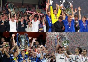 Champions League, almeno ogni 7 anni vince una italiana: nel 2010 fu l'Inter...