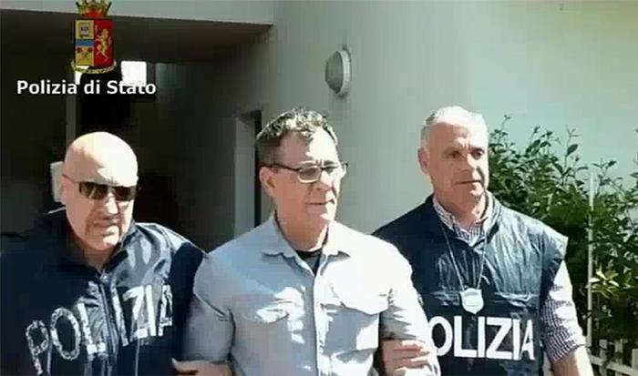 Mafia: arrestato latitante colpevole di omicidio appartenente ai