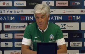 Roma-Atalanta, Gasperini annulla conferenza per presenza giornalista sgradito