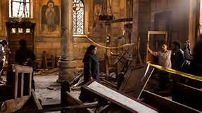 L' attacco alla chiesa copta