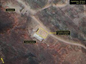 Corea del nord: scienziati giocano a pallavolo sulla bomba atomica