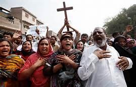Cristiani in Pachistan