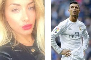 Cristiano Ronaldo ce l'ha piccolo: lo dice la sua ex italiana