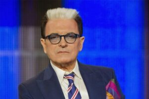 """Cristiano Malgioglio: """"Ho amato due donne. Il ciuffo? Da errore a successo"""""""