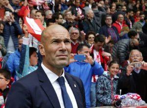 """Calciomercato Real, Marca: """"Zinedine Zidane resterà a Madrid"""""""