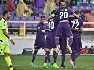 Fiorentina-Bologna 1-0 pagelle, highlights: Babacar gol decisivo
