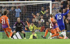 Chelsea batte il Manchester City di Guardiola, Antonio Conte verso titolo