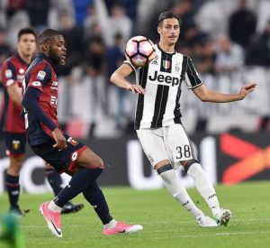 "Rolando Mandragora: ""Felice dell'esordio allo Juventus Stadium"""