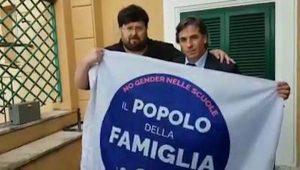Conegliano, candidato sindaco Lorenzo Damiano contro i corsi anti-omofobia. Ed è polemica