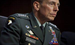 David Petraeus (foto Ansa)