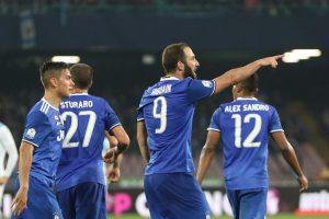 Higuain segna al Napoli e indica la tribuna, polemica con De Laurentiis? VIDEO e FOTO