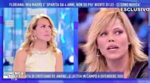 """Domenica Live, la madre di Floriana Secondi: """"Non la voglio più vedere"""""""