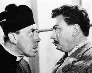 Don Camillo e Peppone in tv battono Mentana e le maratone sul voto francese. La Rai prenda nota