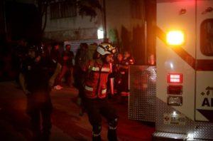 Messico, crolla edificio in costruzione: 6 operai morti
