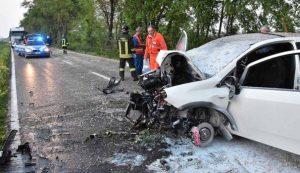 Cadelbosco Sotto, Federica Monica Ravì morta in un incidente stradale
